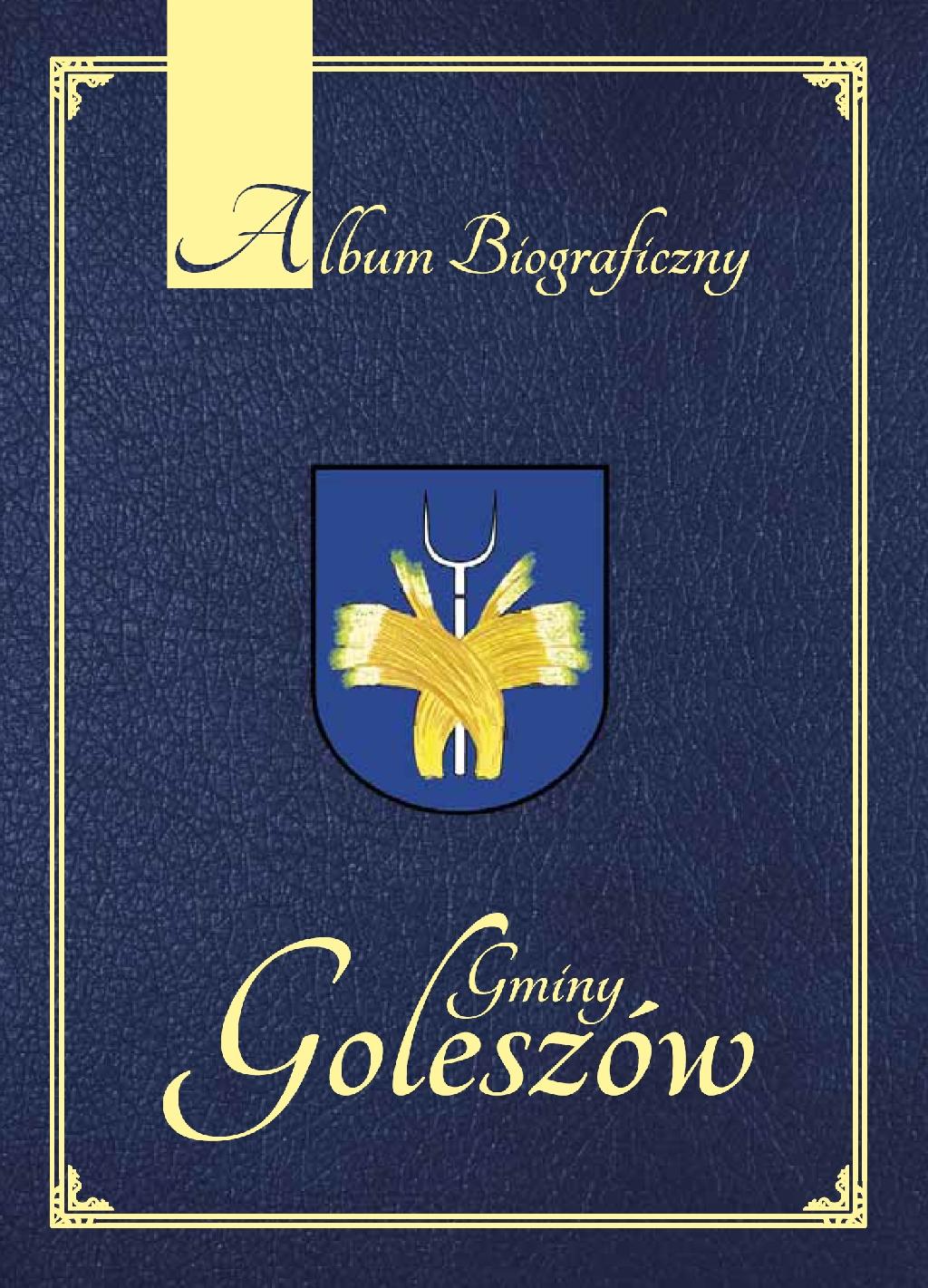 Album Biograficzny Gminy Goleszów